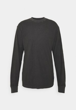 CLASSIC RETRO FIT LONG SLEEVE TEE - Long sleeved top - black