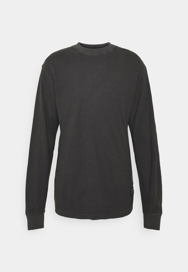 CLASSIC RETRO FIT LONG SLEEVE TEE - Langærmede T-shirts - black