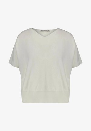 SOMELI - Basic T-shirt - weiss (10)