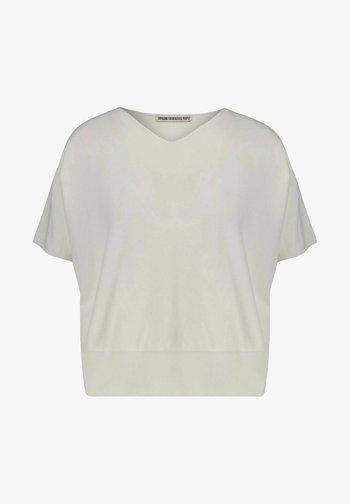 SOMELI - Basic T-shirt - weiss (10)