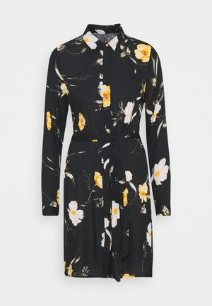 PCENYA MIDI DRESS - Day dress - navy blazer/big blower