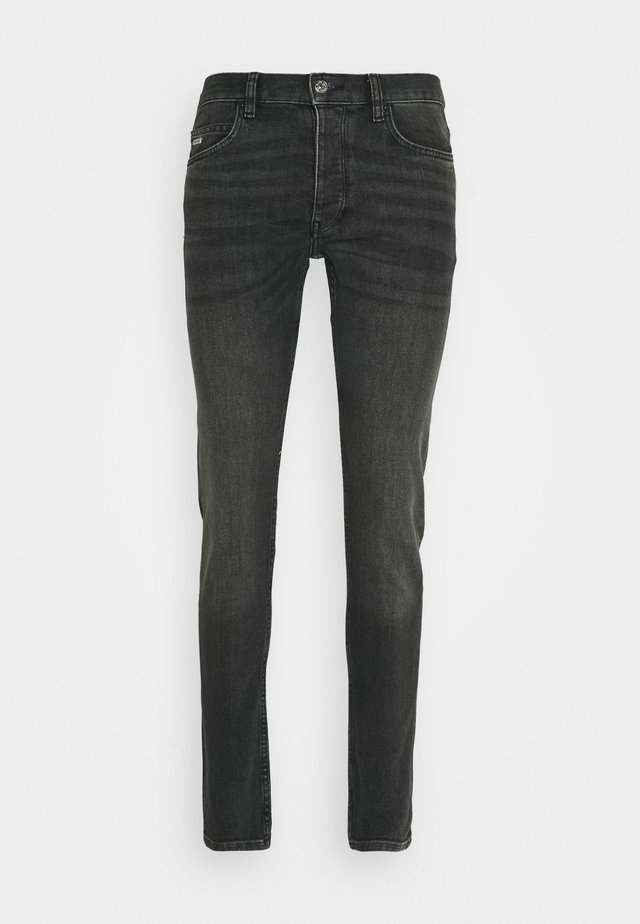 Slim fit jeans - black washed