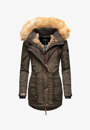 GRINSEKATZE - Winter coat - dark grey
