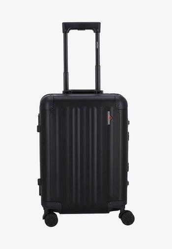 PROFILE PLUS  - Wheeled suitcase - black