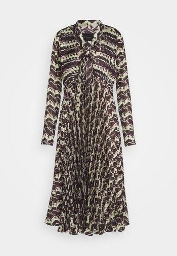 CAROL DRESS - Maxi dress - brown
