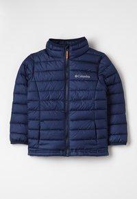 Columbia - POWDER LITE - Snowboard jacket - dark blue - 0