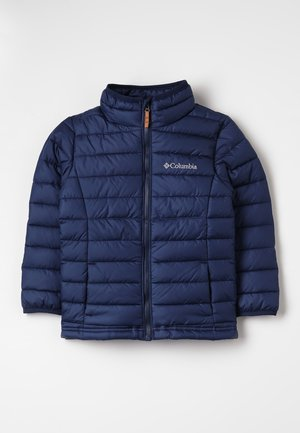 POWDER LITE - Kurtka snowboardowa - dark blue