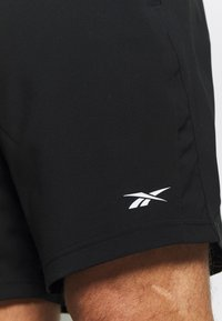Reebok - SHORT - Sports shorts - black - 5