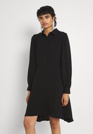 VINALU DRESS - Paitamekko - black