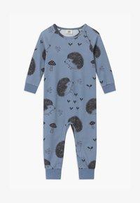 Walkiddy - HAPPY HEDGEHOGS BABY UNISEX - Pyjamas - blue - 0
