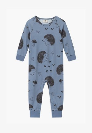 HAPPY HEDGEHOGS BABY UNISEX - Pyžamo - blue