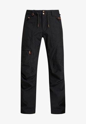 ELMWOOD - Snow pants - black