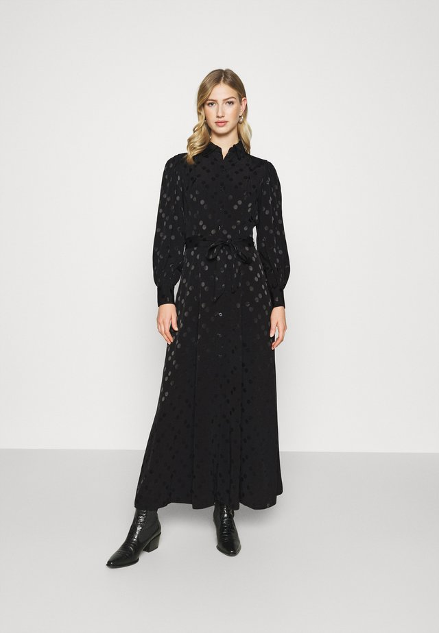 JOLANDA DRESS - Blousejurk - schwarz