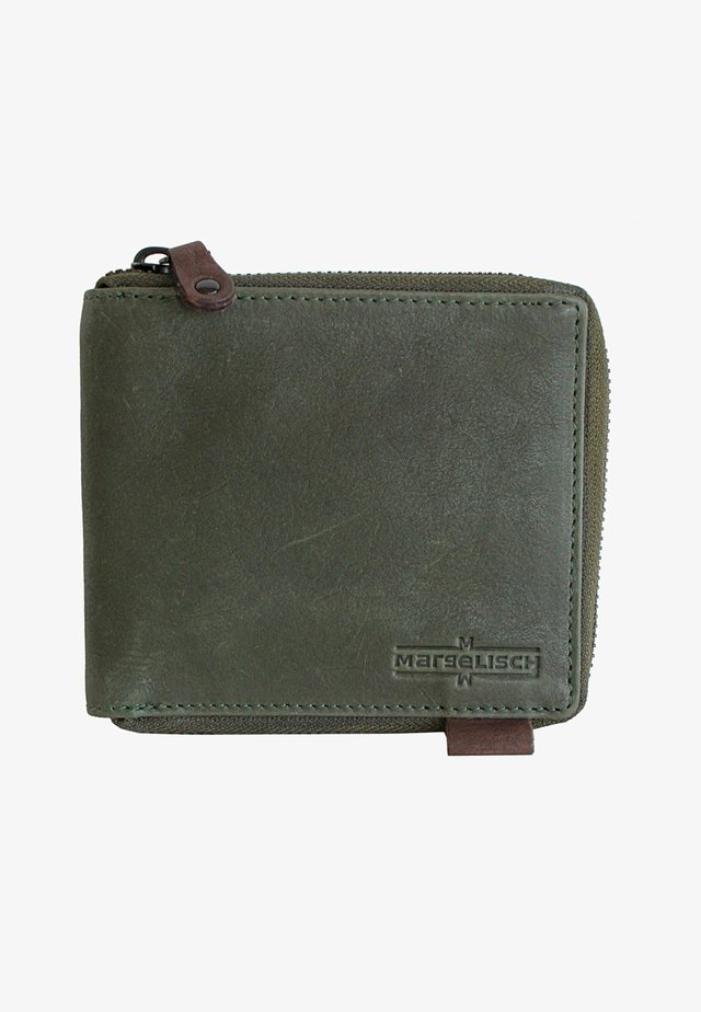 BERN  - Wallet - mud green