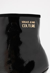 Versace Jeans Couture - HIGHT TOP STILETTO  - High heeled ankle boots - nero - 2
