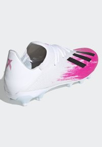 adidas Performance - 19.3 MULTI-GROUND BOOTS - Moulded stud football boots - white - 3