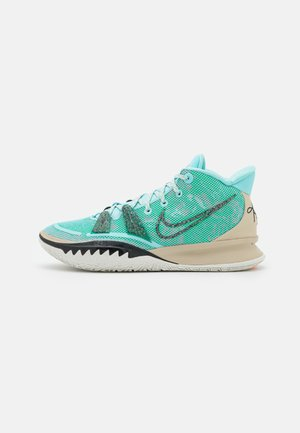 KYRIE 7 - Chaussures de basket - copa/dark smoke grey/rattan/roma green
