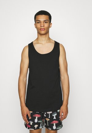 ONSPIECE RELAXED TANK - Top - black