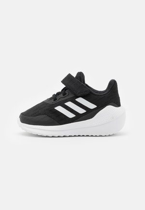 EQ21 RUN UNISEX - Neutral running shoes - core black/footwear white