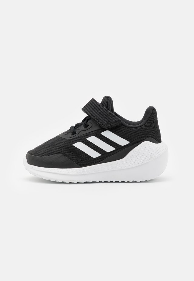 EQ21 RUN UNISEX - Scarpe running neutre - core black/footwear white