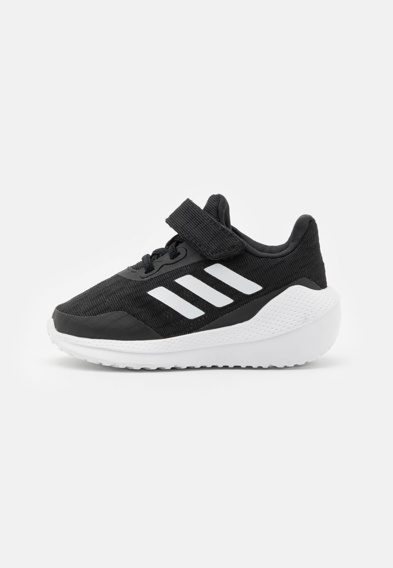 adidas Performance - EQ21 RUN UNISEX - Neutral running shoes - core black/footwear white
