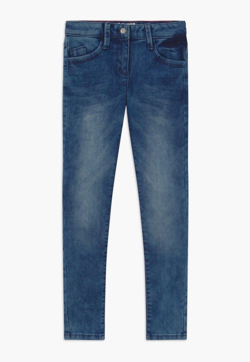 s.Oliver - Jeans Skinny Fit - blue denim