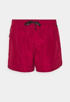 BEACHWEAR - Shorts da mare - bordeaux