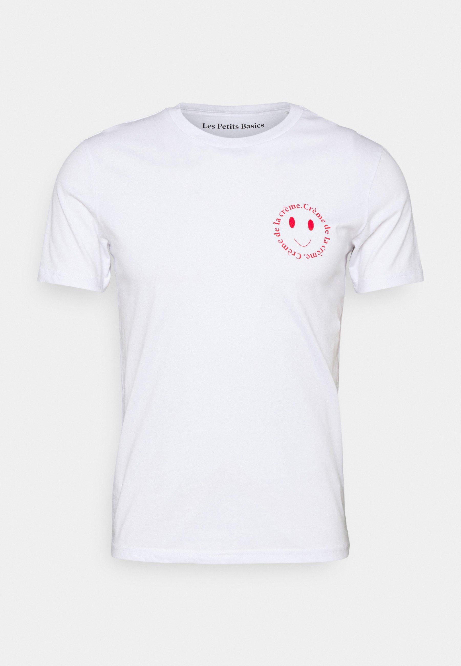Homme CRÈME DE LA CRÈME UNISEX - T-shirt imprimé