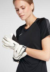 Nike Performance - Goalkeeping gloves - white/black - 1