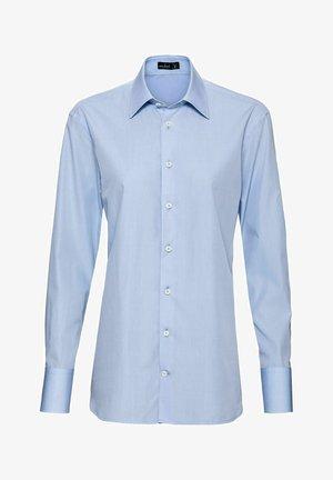 M-PRINCES - Button-down blouse - bleu