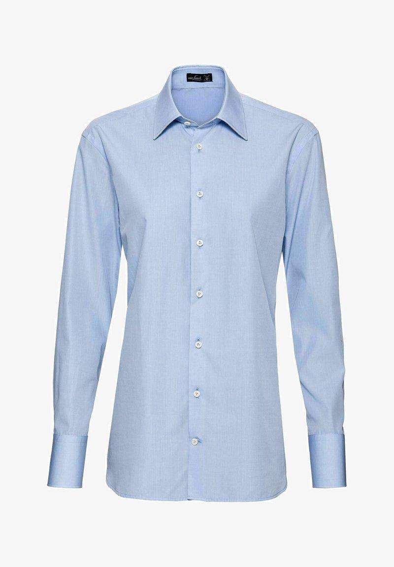 van Laack - M-PRINCES - Button-down blouse - bleu
