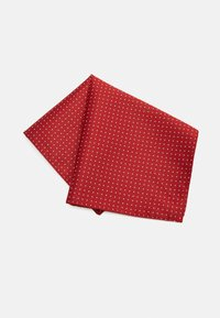 Selected Homme - SLHLANDON BOWTIE GIFTBOX SET - Fazzoletti da taschino - bright red - 4