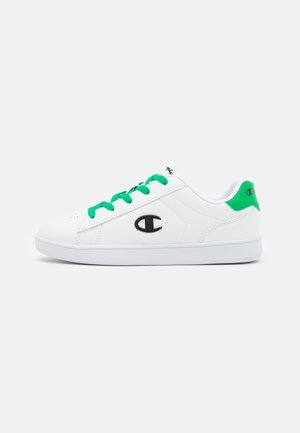 LOW CUT SHOE ALEX UNISEX - Sportschoenen - white/green/black