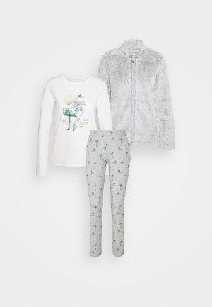 SET ROSA  - Pyjama - gris