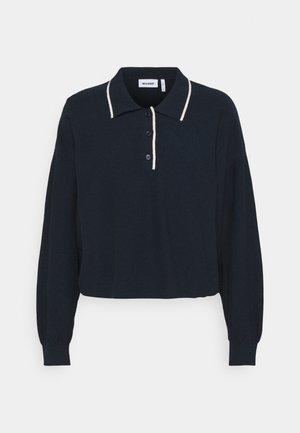 HELGA - Maglietta a manica lunga - navy