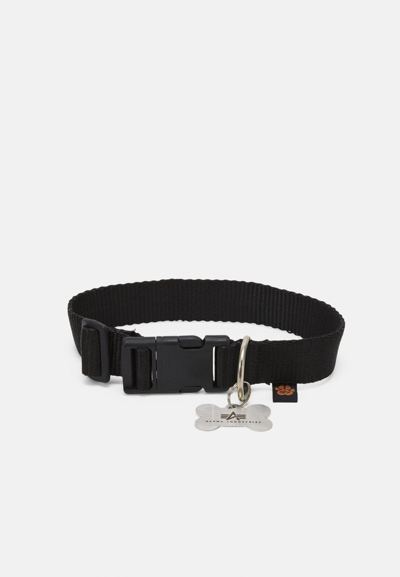 Alpha Industries - BASIC DOG TAG COLLAR UNISEX - Other accessories - black