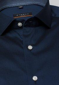 Eterna - SLIM FIT - Shirt - marine - 4