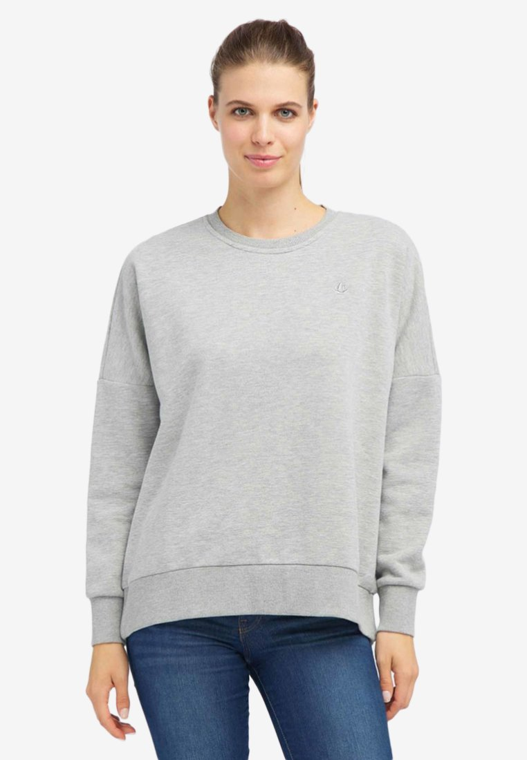 DreiMaster - Sweatshirt - light grey melange