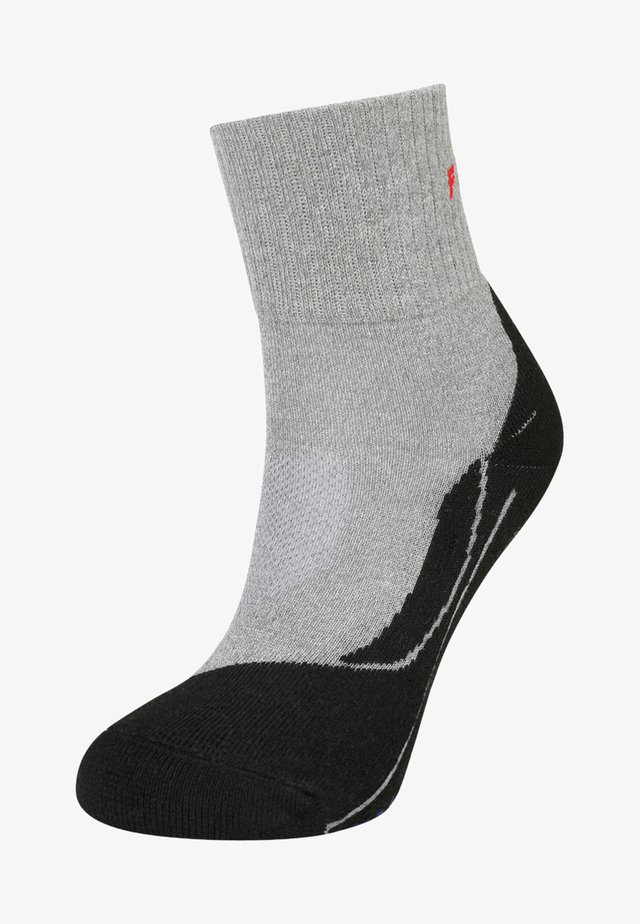 TK2 SHORT COOL  - Sports socks - light grey