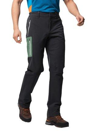 OVERLAND - Outdoor trousers - phantom