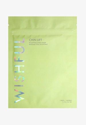 CHIN LIFT SCULPTING SHEET MASK - Face mask - .