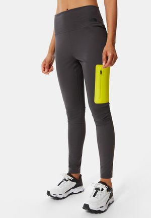 W PARAMOUNT TIGHT - Leggings - dark grey