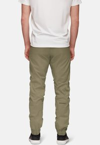 Mammut - CAMIE PANTS MEN - Trousers - grey - 1