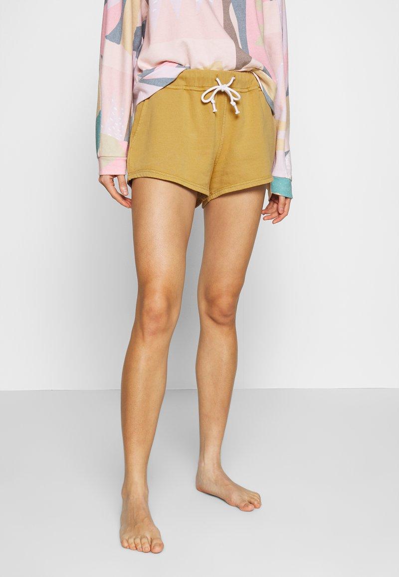 Rip Curl - ORGANIC SHORT - Pyjama bottoms - gold