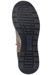 Sansibar Shoes - SANSIBAR SHOES SNEAKER - Sneakersy niskie - mittelgrau 32 - 4