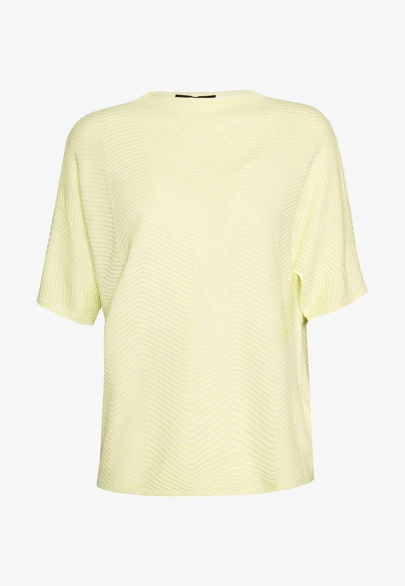 someday. - TINNUR - T-shirt z nadrukiem - soft lime