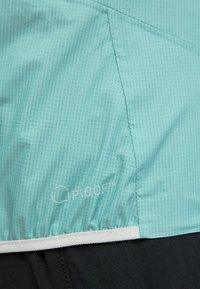 Haglöfs - L.I.M PROOF MULTI JACKET - Waterproof jacket - glacier green - 3