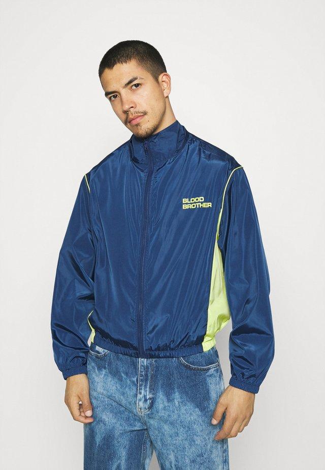 LISLE TRACK JACKET UNISEX - Training jacket - navy