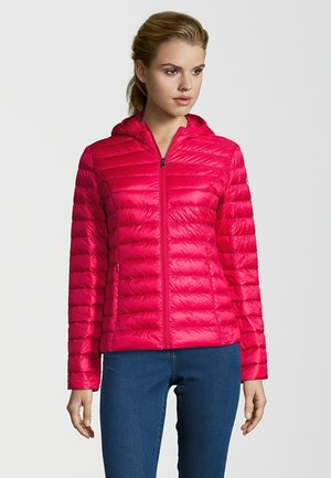 CLOE - Gewatteerde jas - pink