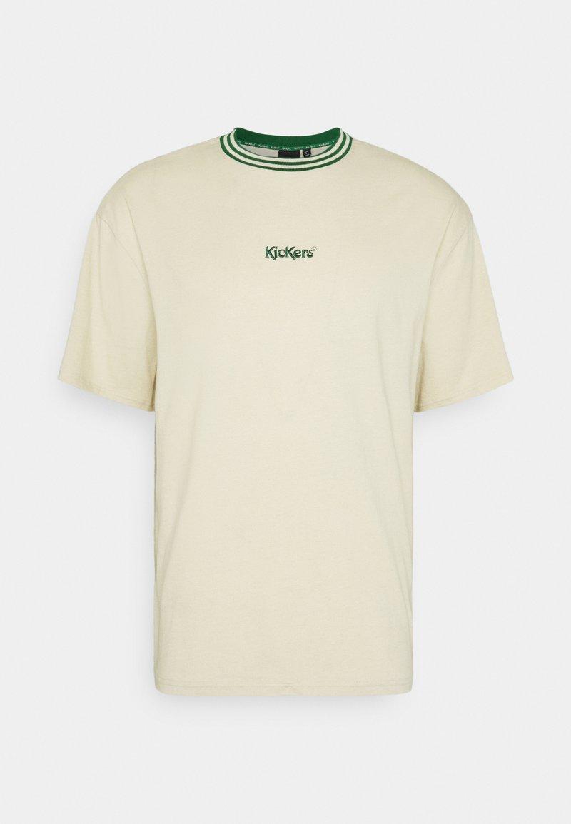 Kickers Classics - T-shirt z nadrukiem - beige